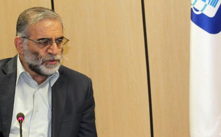 Fahrizadeh vodio iranski nuklearni program