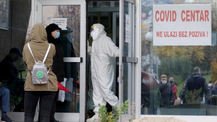 Balkan je prije pandemije imao najmanji broj ljekara po glavi stanovnika