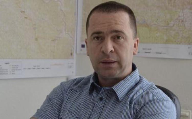 Bego Bektić, predsjednik OO SDP Srebrenica