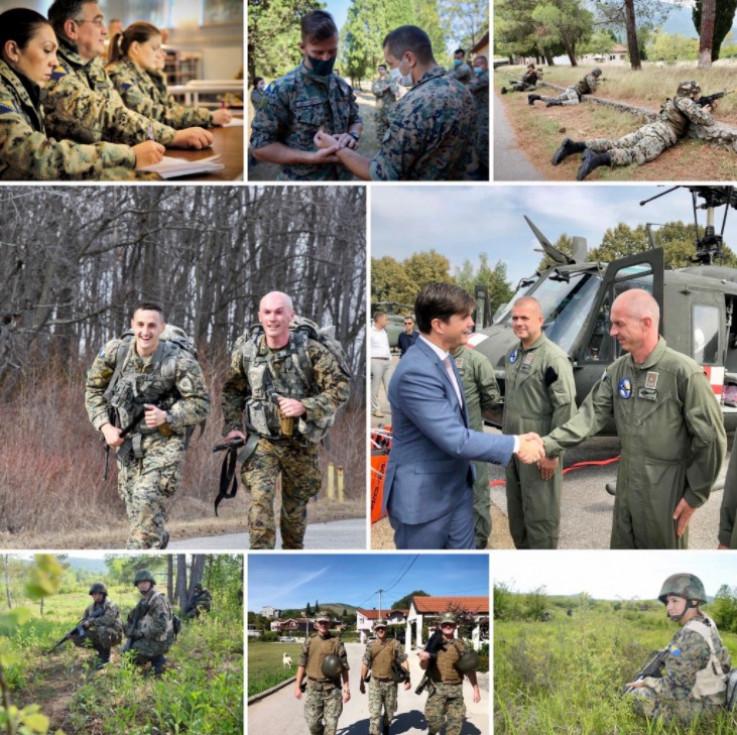 Dobra saradnja Ambasade SAD i Oružanih snaga BiH