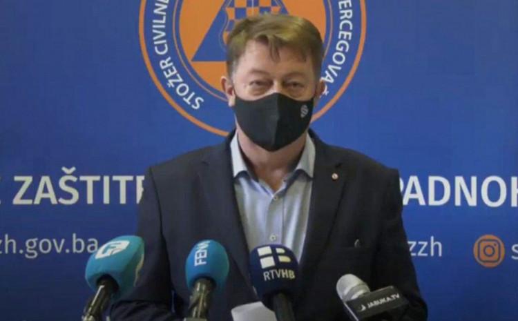 S pres-konferencije: Premijer ZHK, Zdenko Ćosić