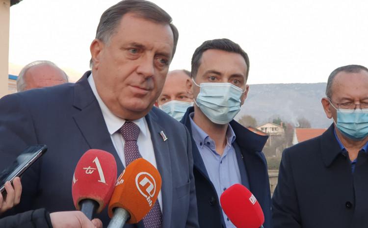 Dodik: Imamo dobre ljude na listama