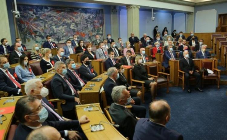 Skupštinas Crne Gore
