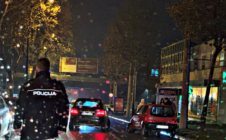 Zbog sudara na Ciglanama bile velike gužve u centru Sarajeva