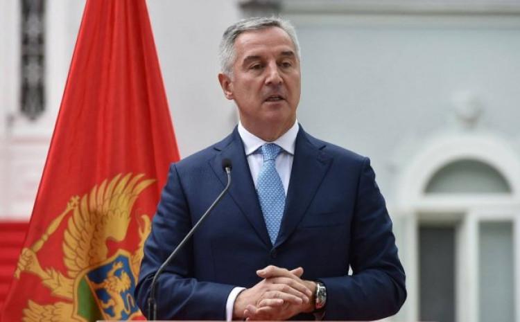 Đukanović: Doći će do strukturnih promjena u DPS-u