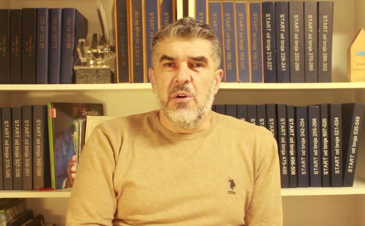 Fikret Alić, predsjednik Sindikata BH Telecoma