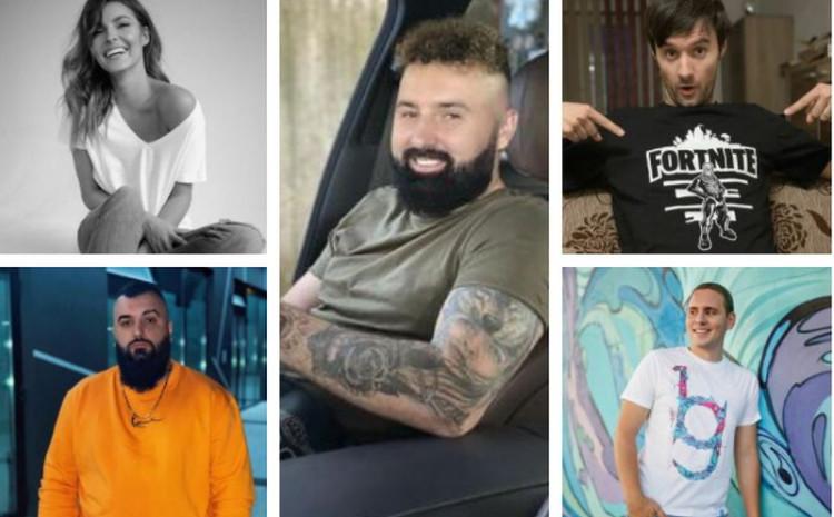 Najpraćeniji Instagram profili u BiH