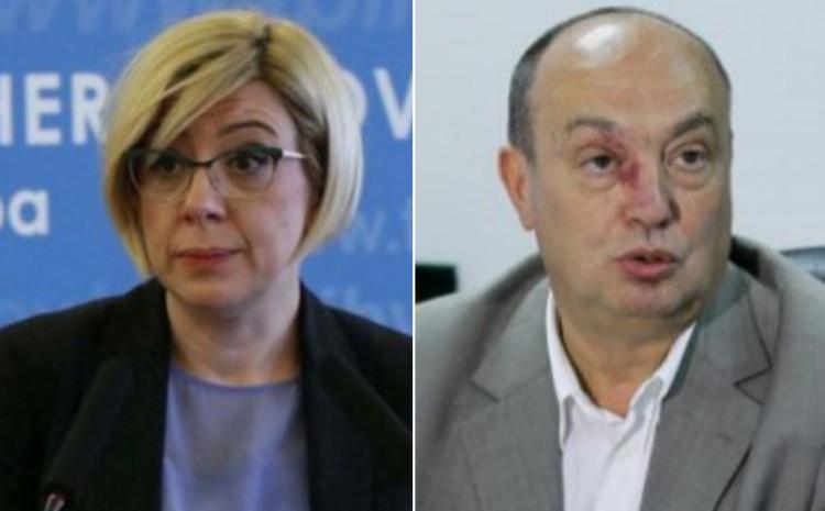 Edita Đapo i Edhem Bičakčić