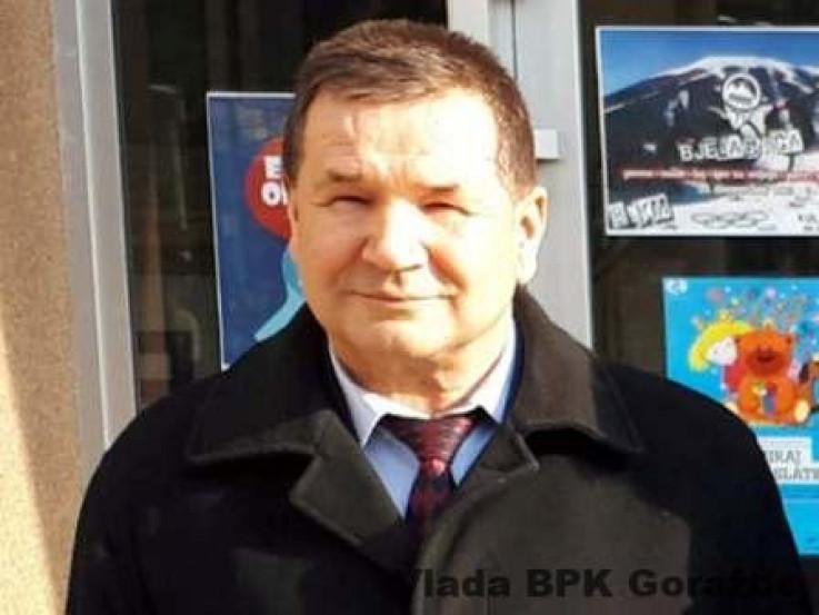 """Ferhatović: Dobitnik je priznanja """"Srebrni štit"""""""