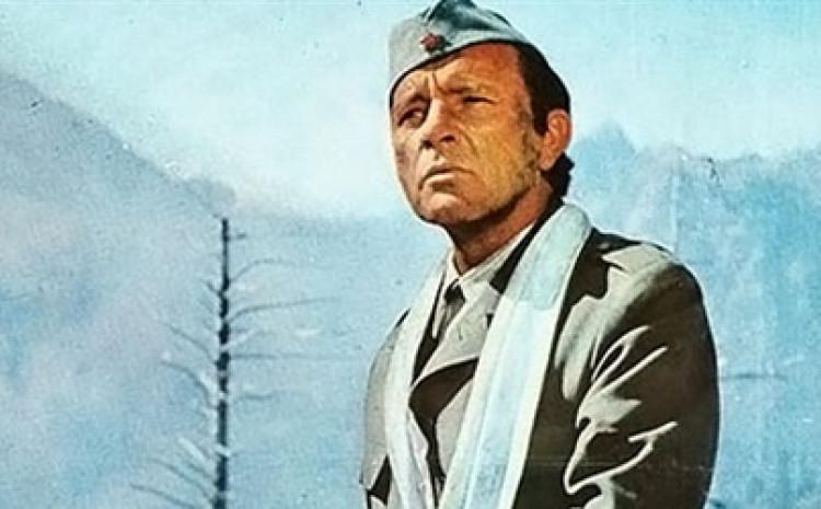 Rilard Barton kao Tito