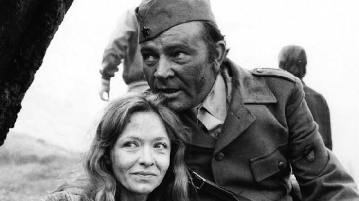 Milena Dravić i Ričard Barton