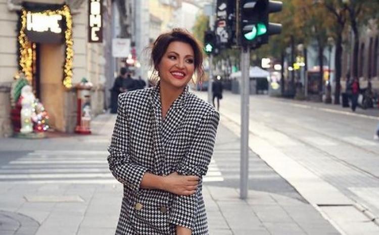 Nina Badrić: Oduševila fanove