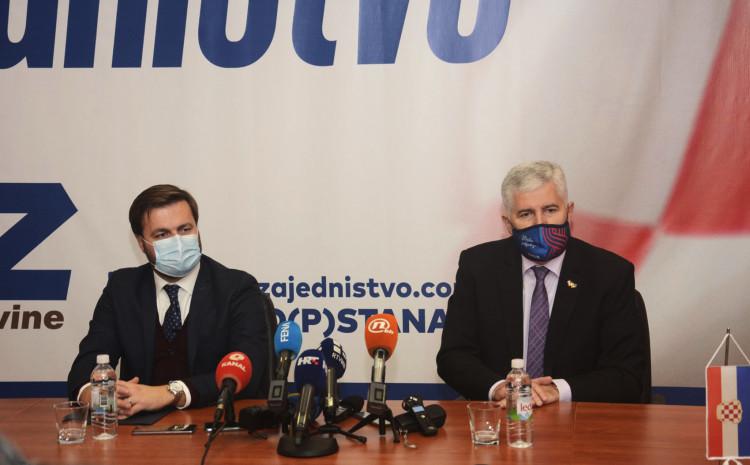 Nakon sastanka u HDZ-u BiH