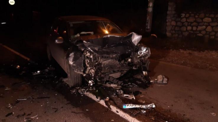 Na vozilima pričinjena velika materijalna šteta