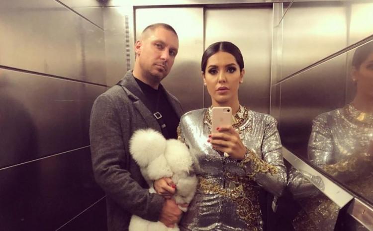 Nakon čitavog haosa, Tanja Savić se pomirila sa suprugom, sve je bio  marketinški trik?