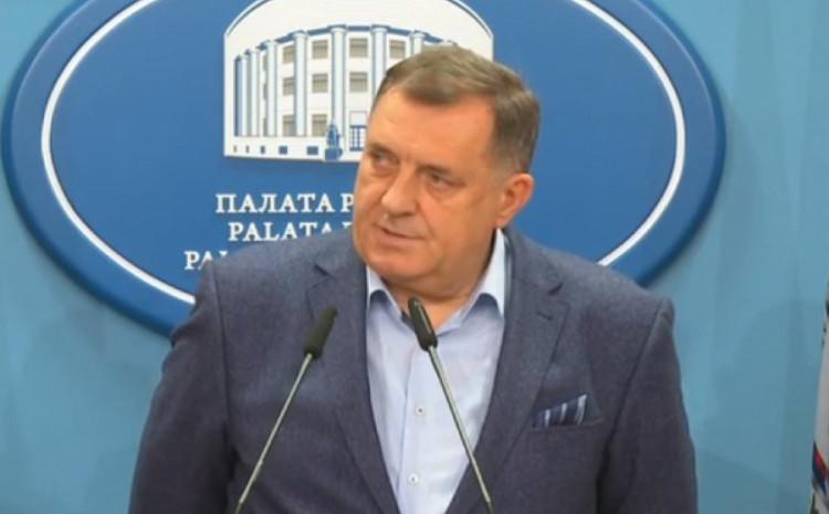 Dodik: Za mene su Bošnjaci samo muslimani