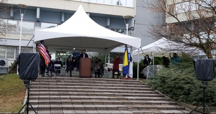Kafedžić predstavio rezultate
