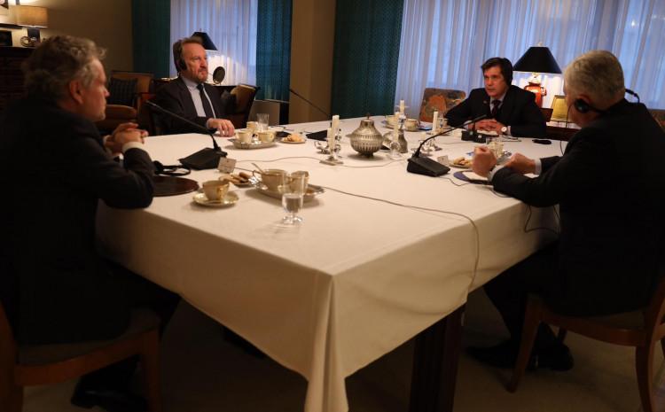 Sastanak domaćih i stranih zvaničnika