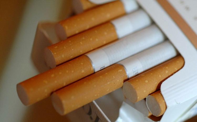 Akciza na duhan za pušenje u 2021. godini iznosi 130 KM po kilogramu