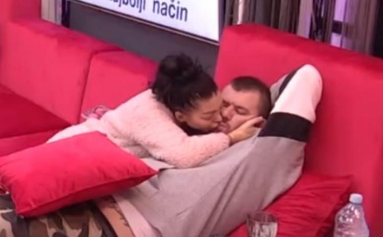 Maja Marinković i Marko Janjušević Janjuš