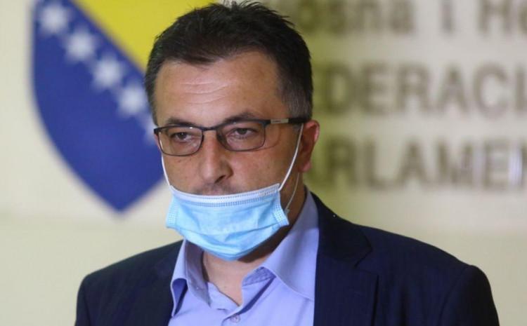 Kadribegović: Podnio ostavku
