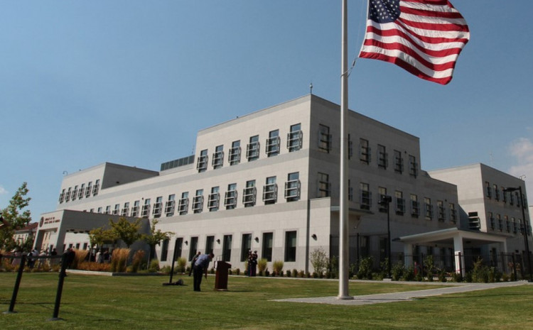 Ambasada SAD: Važna diskusija danas