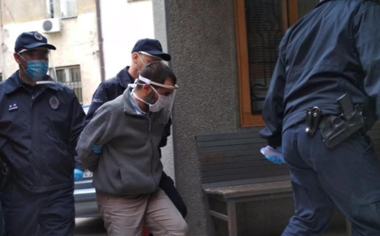 Dovođenje Jovanovića u sud