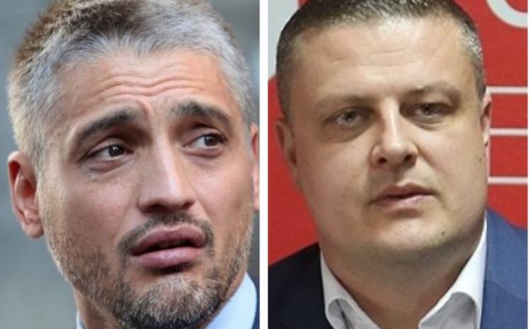 Jovanović i Mijatović: Oštri odgovori
