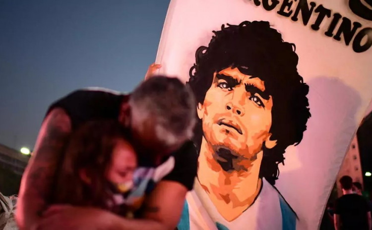 Maradona's death at the age of 60 brought his native Argentina to a standstill