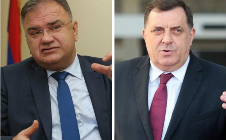 Ivanić rekao da je Dodiku najpametnije da se povuče