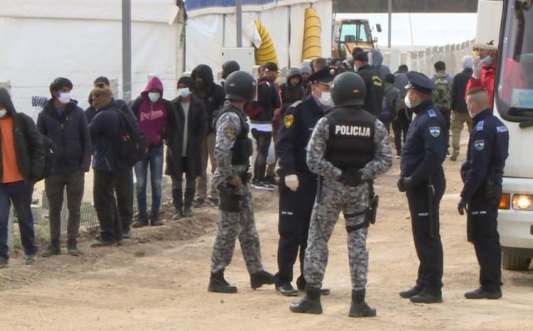 Tokom vikenda pojavile su se informacije da bi 1.500 migranata trebalo biti izmješteno u kamp Bira