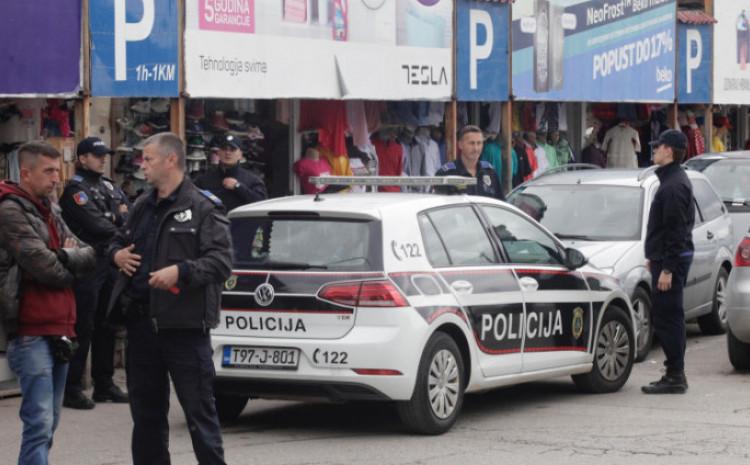 Policija privela dvojicu muškaraca