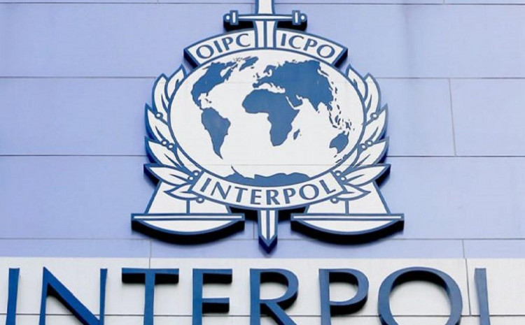 Interpol nije zaprimio zahtjev
