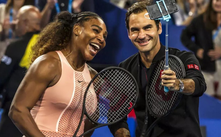Roger Federer and Serena Williams are among the entries for the delayed Australian Open, which will begin three weeks later than scheduled on February 8