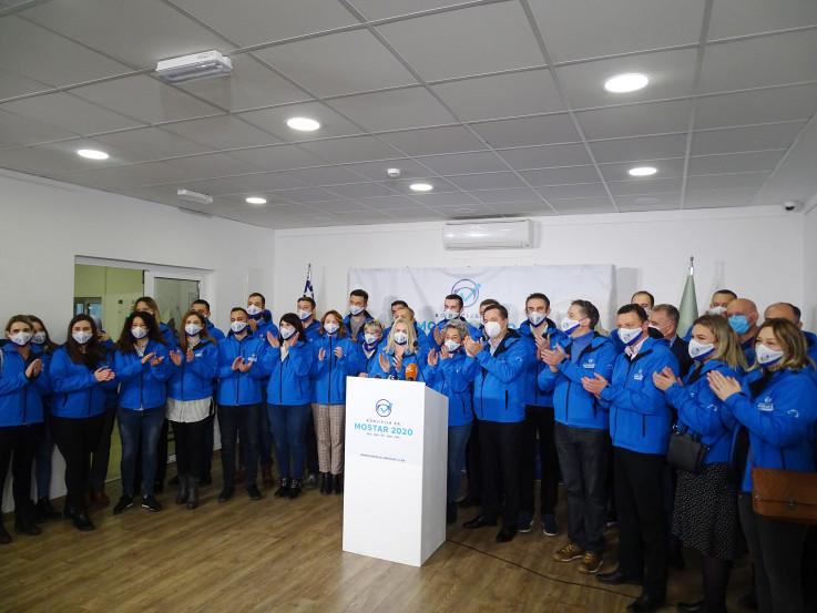 """""""Koalicija za Mostar"""": Vrlo zadovoljni"""