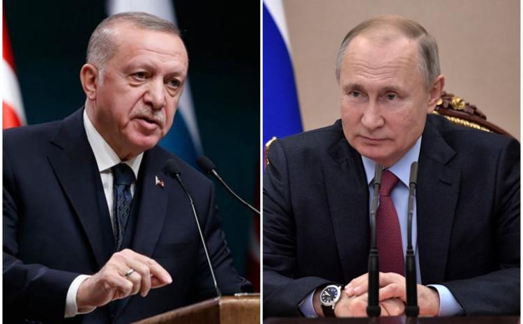 Erdoan i Putin: Jedan drugog opisuju kao čovjeka od riječi