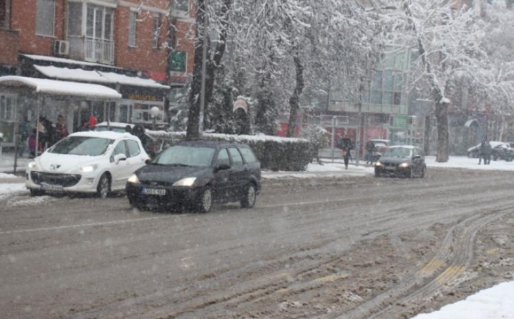 Stigao snijeg