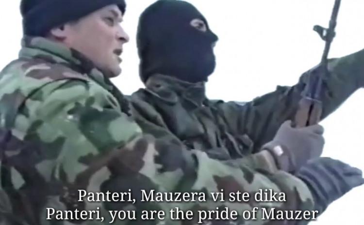 Ratni snimci notorne četničke jedinice: Sarađivali s Arkanom