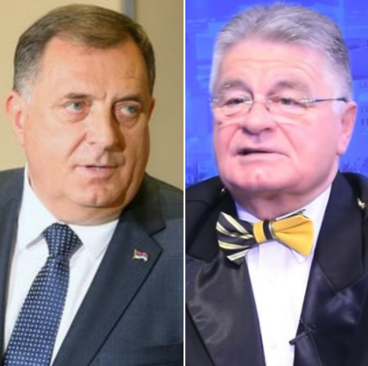 Lučić tvrdi da je Dodik otrovan