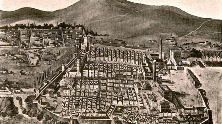 Dubrovnik se nikad nije oporavio do dolaska Napoleona