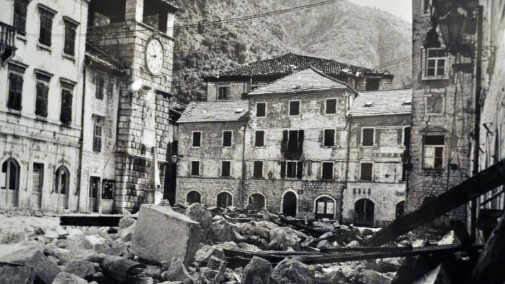 Potres pogodio primorske gradove u Crnoj Gori