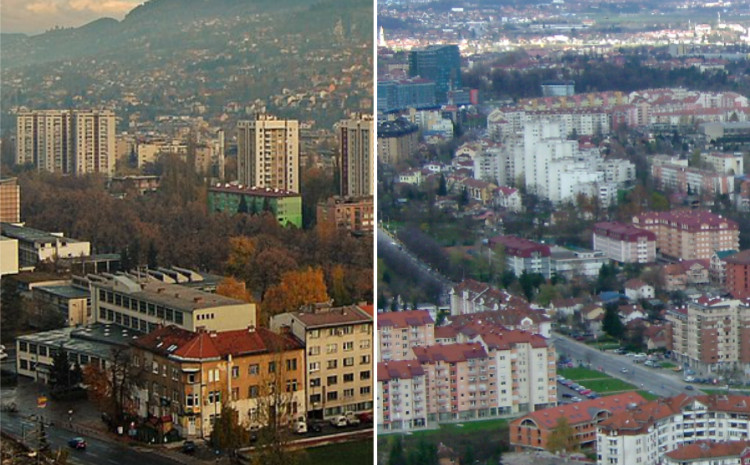 Potres se osjetio u Sarajevu i Banjoj Luci