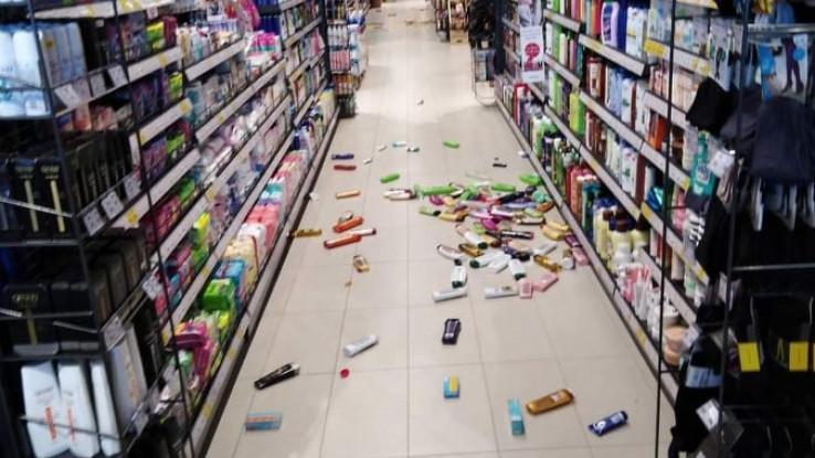 Earthquake in Bosanska Gradiška