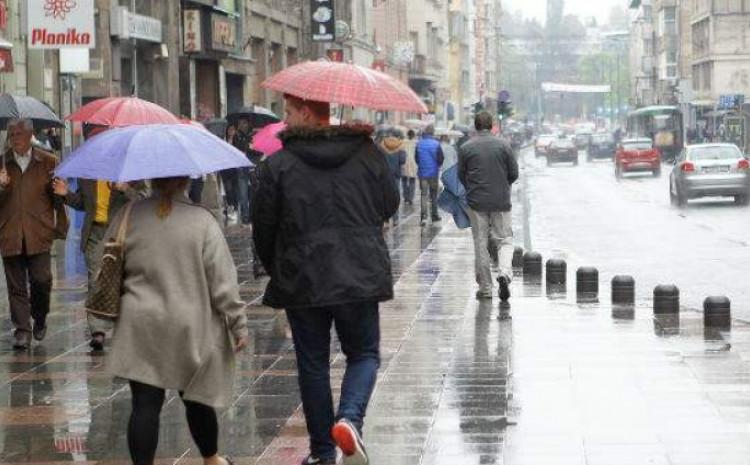Kiša i u naredna dva dana