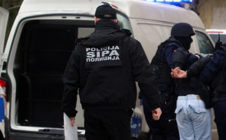 Uhapšene dvije osobe
