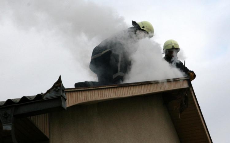 Vatrogasci zimi imaju najviše posla na terenu