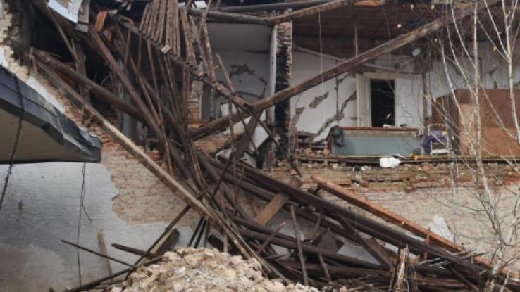 Razorni zemljotres u Petrinji