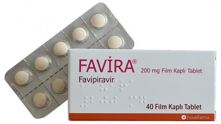 "Za tabletama ""favira"" u našoj zemlji vladala velika potražnja."