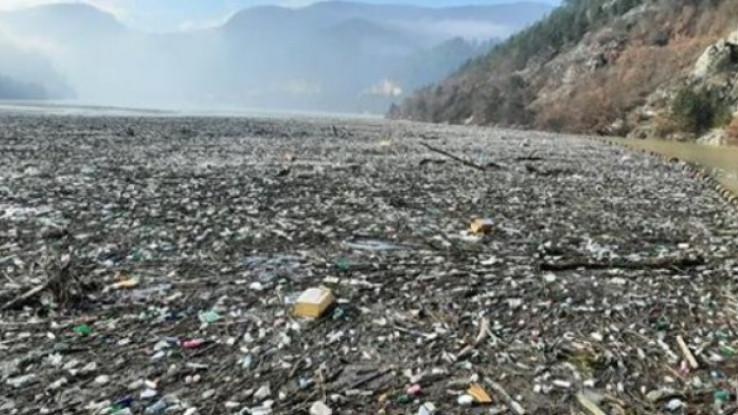Velike količine smeća