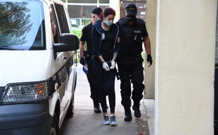 Arabelino privođenje nakon hapšenja